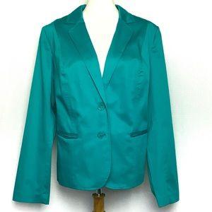 Lane Bryant Blazer Jacket Two Button